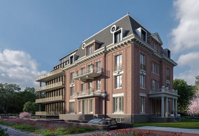 Penthouses mogen in Zorgvliet, vindt RvS | AD.nl