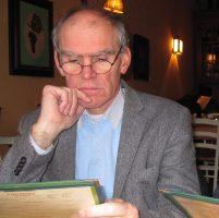 Jan Nicolai, lid algemeen bestuur Stichting Wijkoverleg Zorgvliet