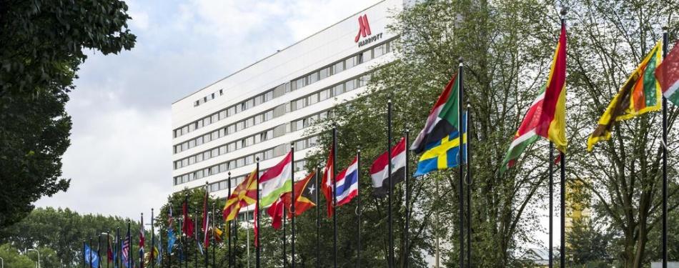 Zomerjazz<br> in het <br> The Hague Marriott Hotel